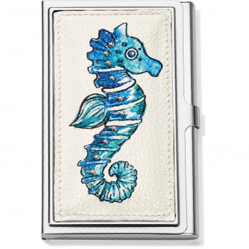 SEA SHORE Sea Shore Metal Card Case