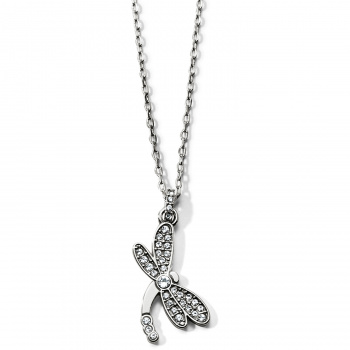 Flora Dragonfly Necklace