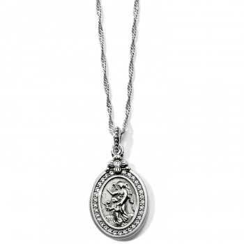 Art & Soul Guardian Angel Petite Necklace