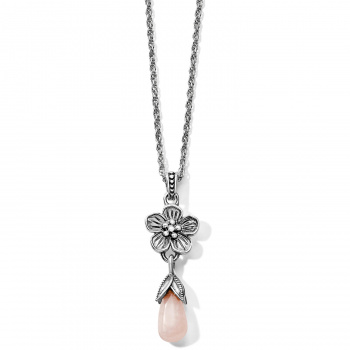 Sakura Breeze Teardrop Necklace