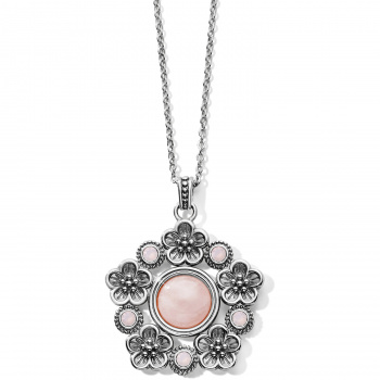 Sakura Breeze Pendant Necklace