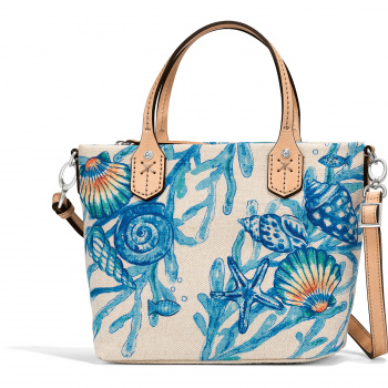 SEA SHORE Cove Small Satchel