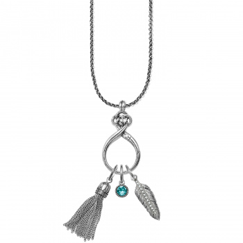 Flight and Freedom Necklace