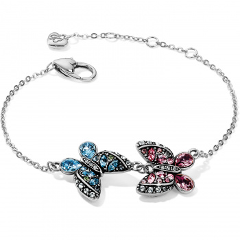 Trust Your Journey Trust Your Journey Love Butterflies Reversible Bracelet