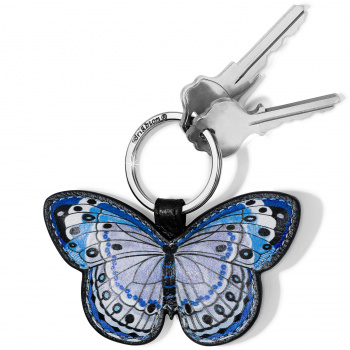 Solstice Bloom Butterfly Key Fob