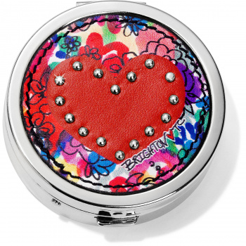 Love Bouquet Pill Box