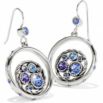 Halo Halo Tauri French Wire Earrings