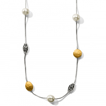 Mediterranean Mediterranean Pearl Long Necklace