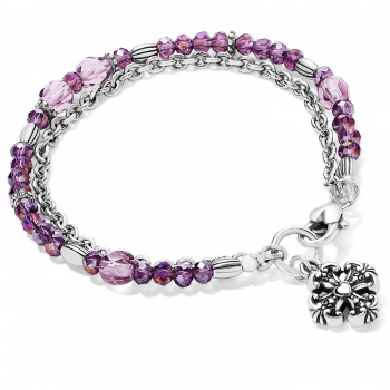 Gleam On Promise Bracelet