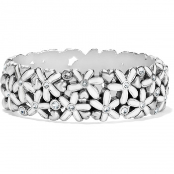 Fashionista Love Bouquet Hinged Bangle