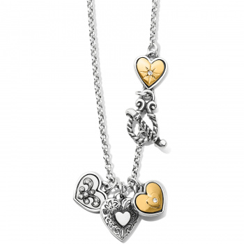 One Heart One Heart Short Necklace
