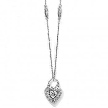 One Heart Long Necklace