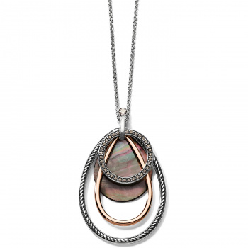 Neptune's Rings Shell Convertible Necklace