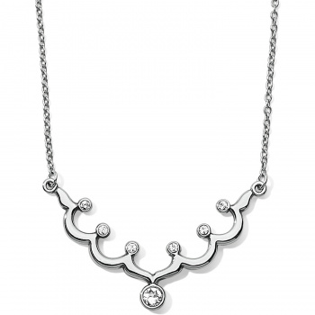 Journey To India Lotus Short Necklace