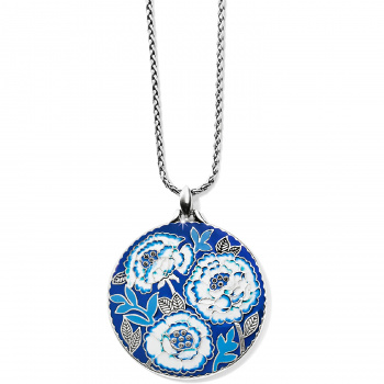 Journey To India Indigo Convertible Necklace
