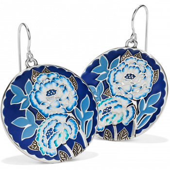 Journey to India Journey To India Indigo French Wire Earrings