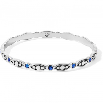Journey To India Indigo Bangle