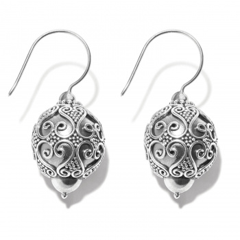 Bali Paradise French Wire Earrings