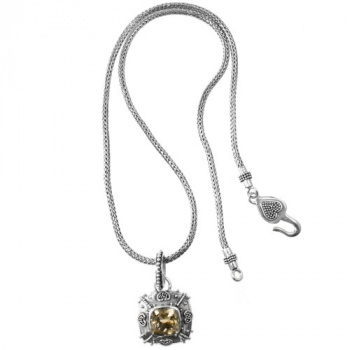 Bali Citrine Java Necklace