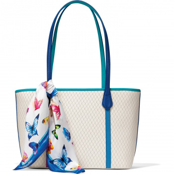 Wingfield Pearly Scarf Tote