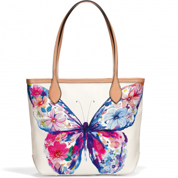 Marcy Embroidered Tote