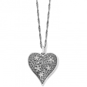 Baroness Baroness Fiori Heart Convertible Necklace