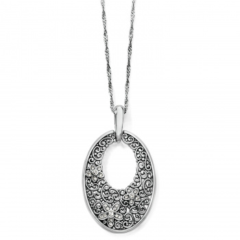 Baroness Baroness Fiori Oval Short Necklace