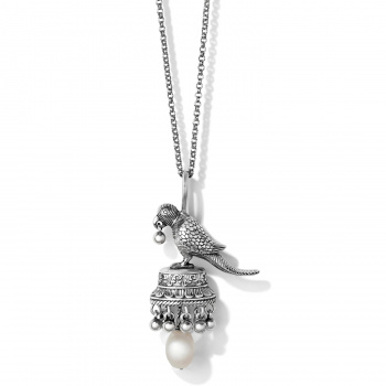 Journey to India Rajasthan Parrot Convertible Necklace