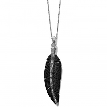 Free Spirit Feather Necklace