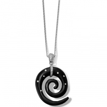 Free Spirit Spiral Necklace