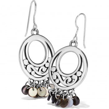 Contempo Shell French Wire Earrings