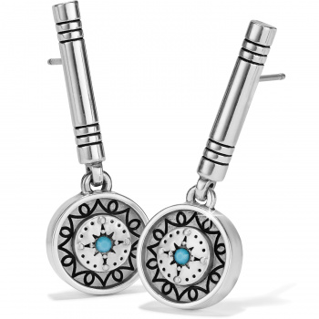Marrakesh Mystique Post Drop Earrings