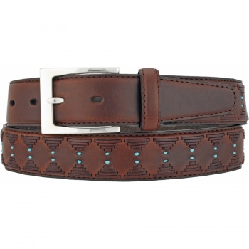 Balboa Laced Bead Belt