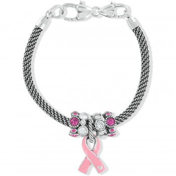 Power Of Pink Stargazer Bracelet