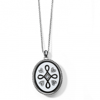 Fiona Convertible Locket Necklace