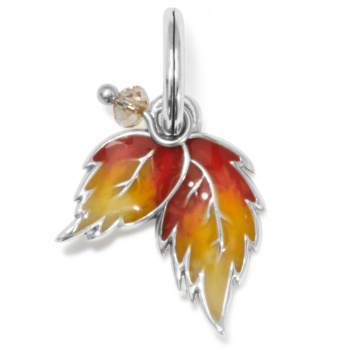Fall Leaves Charm