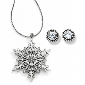 Snowflake Kisses Jewelry Gift Set