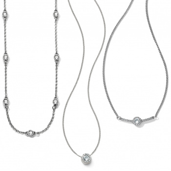 Illumina Layered Necklaces Jewelry Gift Set