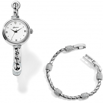 Meridian Watch Stack Jewelry Gift Set