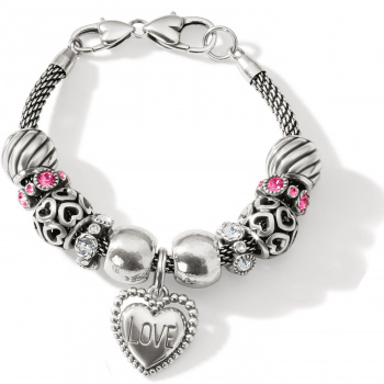 We Love Hearts Bracelet