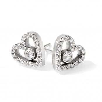 Illumina Illumina Love Post Earrings
