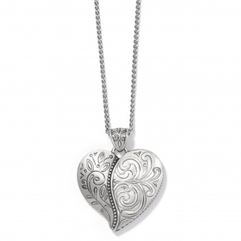 ORNATE HEART Ornate Heart Convertible Necklace
