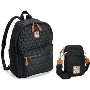 Heart to Heart On The Go Backpack Set
