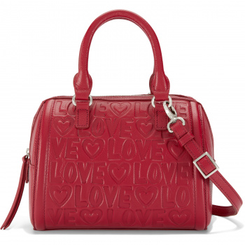 Fashionista Deeply In Love Satchel