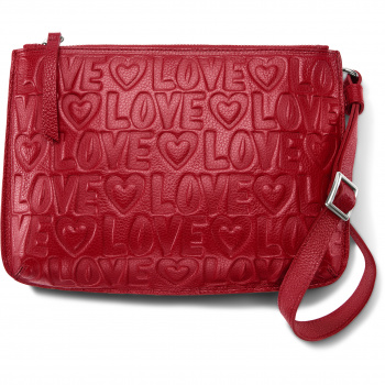 Fashionista Deeply In Love Pouch
