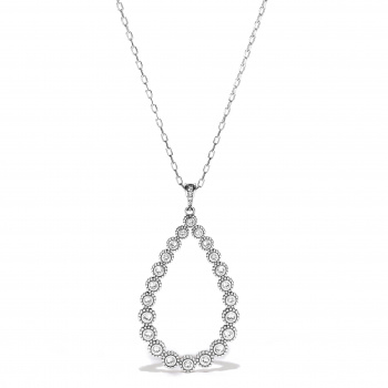 Twinkle Twinkle Splendor Teardrop Necklace