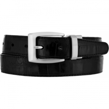 Reversible Croco Belt