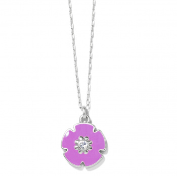 Fashionista Simply Charming Bloom Necklace
