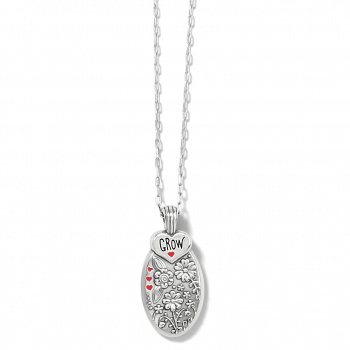 Give Love Grow Necklace