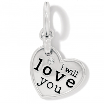 Forever Be Loved Charm